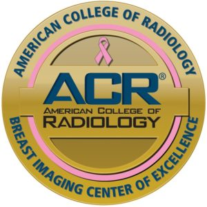 RIMI ACR Breast Imaging Center of Excellence Gold Seal