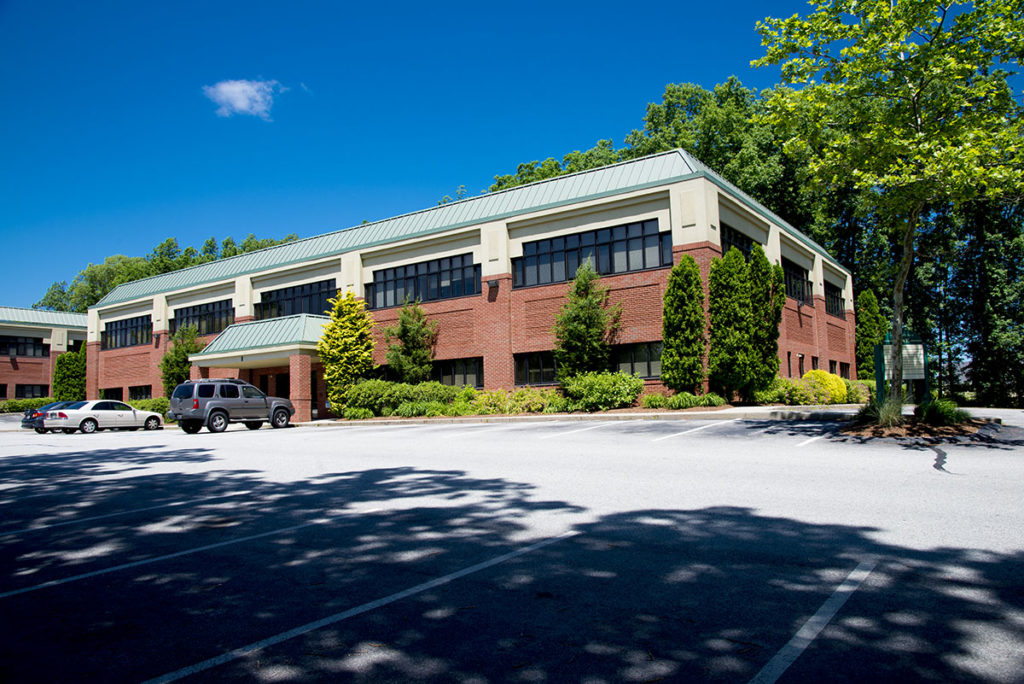 East Greenwich – South County Trail office building for RIMI