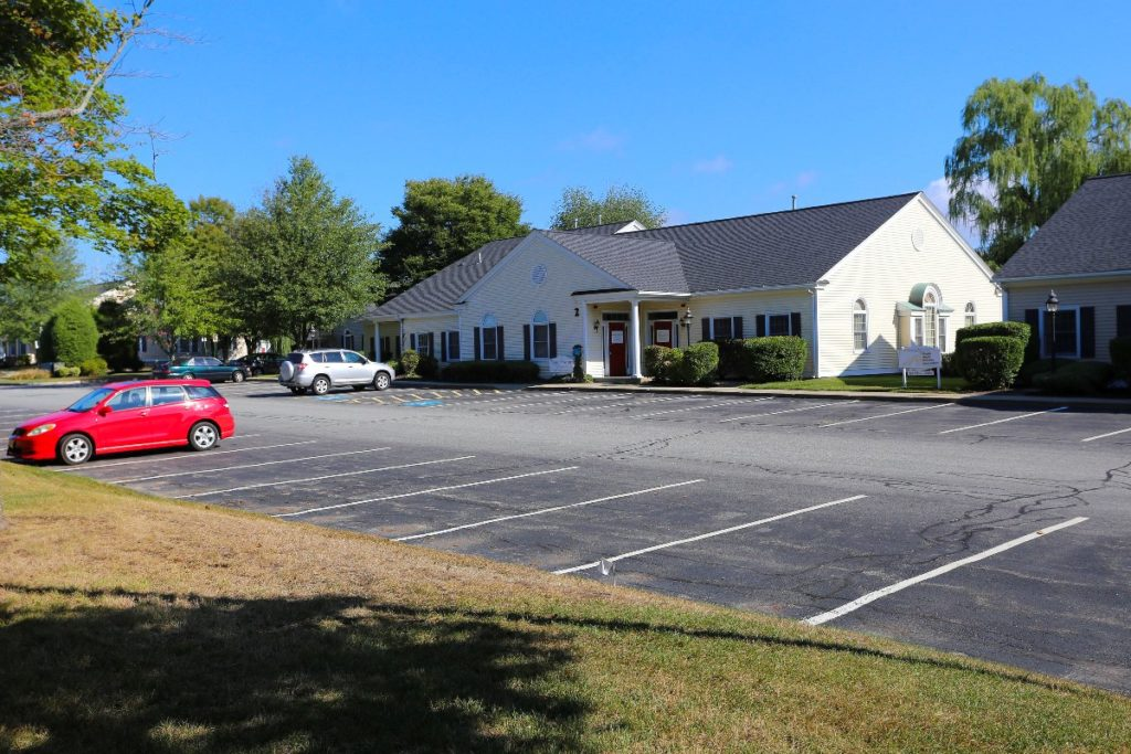 East Providence – Veterans Memorial Parkway office building for RIMI