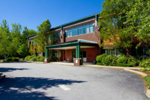 Lincoln – Blackstone Valley Place office building for RIMI